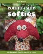 Cover-Bild zu Countryside Softies (eBook) von Adams, Amy