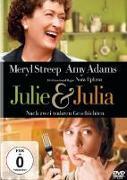 Cover-Bild zu Julie & Julia - Amaray pink von Meryl Streep (Schausp.)