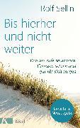Cover-Bild zu Bis hierher und nicht weiter (eBook) von Sellin, Rolf