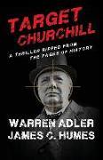 Cover-Bild zu Target Churchill von Adler, Warren