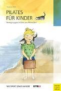 Cover-Bild zu Pilates für Kinder von Adler, Suzanne