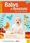 Cover-Bild zu Babys in Bewegung von Lohmann, Cornelia