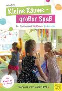 Cover-Bild zu Kleine Räume - großer Spaß von Sohn, Anika