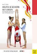 Cover-Bild zu Helfen und sichern im Turnen von Gerling, Ilona E.