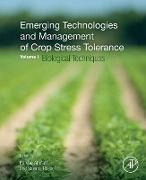 Cover-Bild zu Emerging Technologies and Management of Crop Stress Tolerance (eBook) von Ahmad, Parvaiz (Hrsg.)