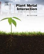 Cover-Bild zu Plant Metal Interaction (eBook) von Ahmad, Parvaiz
