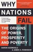Cover-Bild zu Why Nations Fail von Acemoglu, Daron