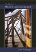 Cover-Bild zu Introduction to Modern Economic Growth (eBook) von Acemoglu, Daron