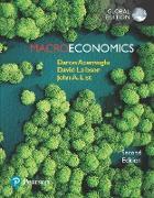 Cover-Bild zu Macroeconomics, Global Edition (eBook) von Acemoglu, Daron