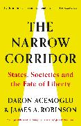 Cover-Bild zu The Narrow Corridor von Acemoglu, Daron