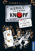 Cover-Bild zu Niemals den roten Knopf drücken 2, oder die Roboter greifen an! (eBook) von Naumann, Kati