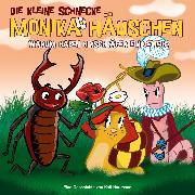 Cover-Bild zu 35: Warum haben Hirschkäfer ein Geweih? (Audio Download) von Naumann, Kati