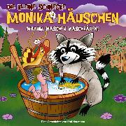 Cover-Bild zu 53: Warum waschen Waschbären? (Audio Download) von Naumann, Kati