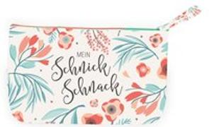 Cover-Bild zu Bestickte Tasche - blütenreich