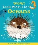Cover-Bild zu Wow! Look What's in the Oceans von De La Bedoyere, Camilla