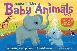 Cover-Bild zu Junior Builder: Baby Animals von de la Bedoyere, Camilla