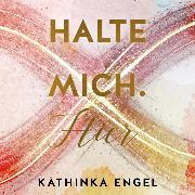 Cover-Bild zu Halte mich. Hier (Audio Download) von Engel, Kathinka