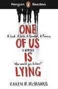 Cover-Bild zu Penguin Readers Level 6: One Of Us Is Lying (ELT Graded Reader) (eBook) von McManus, Karen M.