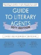 Cover-Bild zu Guide to Literary Agents 30th Edition (eBook) von Writer's Digest Books
