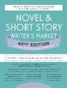 Cover-Bild zu Novel & Short Story Writer's Market 40th Edition (eBook) von Writer's Digest Books