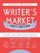 Cover-Bild zu Writer's Market 100th Edition (eBook) von Writer's Digest Books