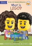 Cover-Bild zu What Is LEGO? (eBook) von O'Connor, Jim