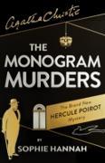 Cover-Bild zu Monogram Murders (eBook) von Hannah, Sophie