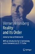 Cover-Bild zu Reality and Its Order von Heisenberg, Werner