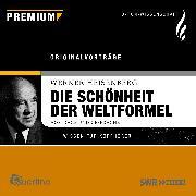 Cover-Bild zu Die Schönheit der Weltformel (Audio Download) von Heisenberg, Werner
