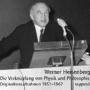 Cover-Bild zu Die Verknüpfung von Physik und Philosophie (Audio Download) von Heisenberg, Werner