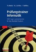 Cover-Bild zu Prüfungstrainer Informatik (eBook) von Moritz, Thorsten