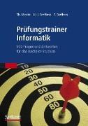 Cover-Bild zu Prüfungstrainer Informatik von Moritz, Thorsten