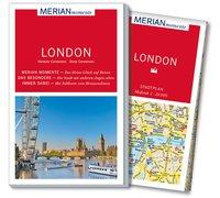 Cover-Bild zu MERIAN momente Reiseführer London von Carstensen, Heidede