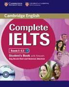 Cover-Bild zu Complete IELTS Bands 5-6.5. Student's Book with Answers von Brook-Hart, Guy
