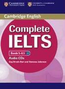 Cover-Bild zu Complete IELTS Bands 5-6.5. Class Audio CDs von Brook-Hart, Guy