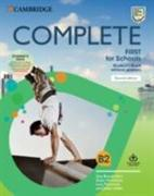Cover-Bild zu Complete First for Schools Student's Book Pack (SB wo Answers w Online Practice and WB wo Answers w Audio Download) von Brook-Hart, Guy