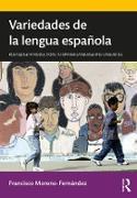 Cover-Bild zu Variedades de la lengua española (eBook) von Moreno-Fernández, Francisco