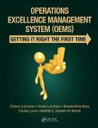 Cover-Bild zu Operations Excellence Management System (OEMS) (eBook) von Lutchman, Chitram