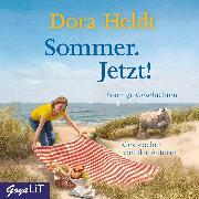 Cover-Bild zu Sommer jetzt! (Audio Download) von Heldt, Dora