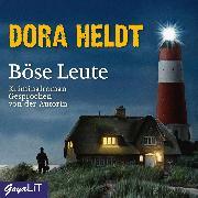Cover-Bild zu Böse Leute (Audio Download) von Heldt, Dora