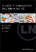 Cover-Bild zu Clinical Pharmacology and Therapeutics von Mckay, Gerard A. (Hrsg.)