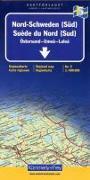 Cover-Bild zu Nord-Schweden (Süd) Blatt 5. 1:400'000 von Hallwag Kümmerly+Frey AG (Hrsg.)