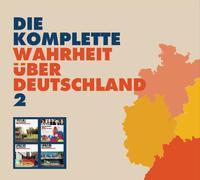 Cover-Bild zu Die Wahrheit über Deutschland Box 2 von Tufts, Gayle (Gelesen)
