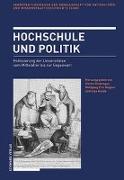 Cover-Bild zu Hochschule und Politik von Kintzinger, Martin (Hrsg.)