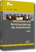 Cover-Bild zu Information und Berichterstattung des Aufsichtsrats (eBook) von Theisen, Manuel René