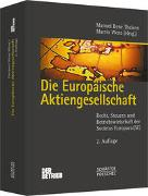 Cover-Bild zu Die Europäische Aktiengesellschaft von Theisen, Manuel René (Hrsg.)