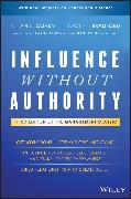 Cover-Bild zu Influence Without Authority (eBook) von Bradford, David L.