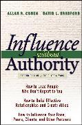 Cover-Bild zu Influence Without Authority (eBook) von Cohen, Allan R.