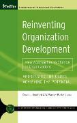 Cover-Bild zu Reinventing Organization Development (eBook) von Bradford, David L. (Hrsg.)