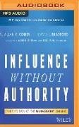 Cover-Bild zu Influence Without Authority, 3rd Edition von Cohen, Allan R.
